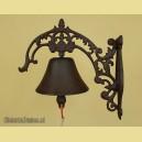 Ażurowy nścienny dzwonek