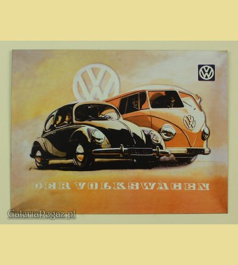 VW Garbus i Ogórek
