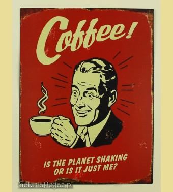 Plakat coffe