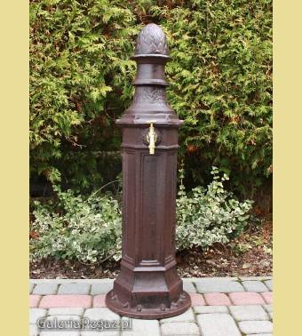 Hydrant z kranem