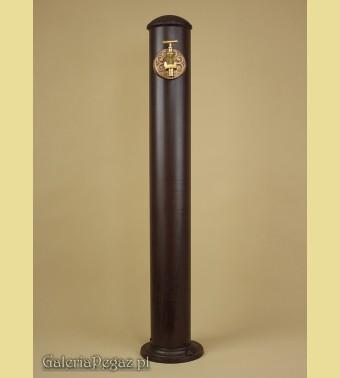 Aluminiowy słupek - hydrant