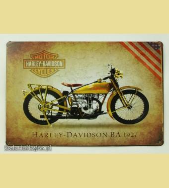 Harley Davidson BA 1927