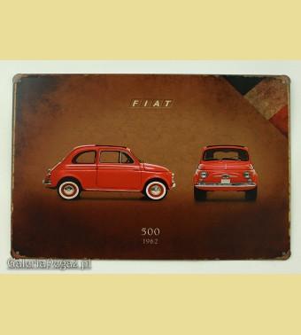 Kultowy Fiat 500