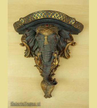 Półka ze słoniem