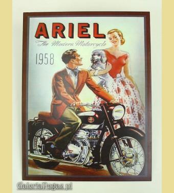 Motocykl Ariel