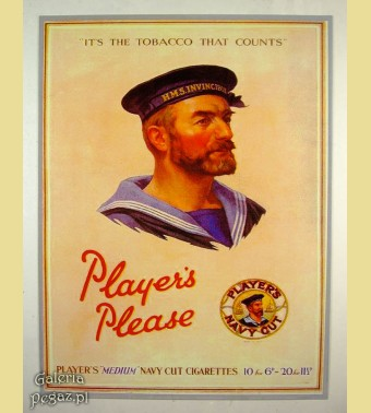 Tytoń John Player & Sons