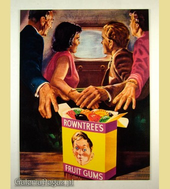 Gums Fruit Rowntree