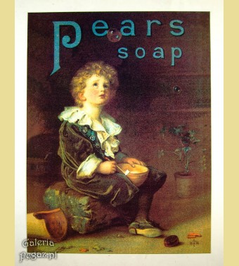 Pears - mydło