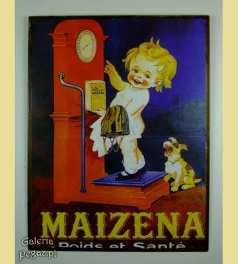 Maizena - reklama mąki kukurydzinej