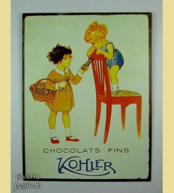Czekoladki Kohler