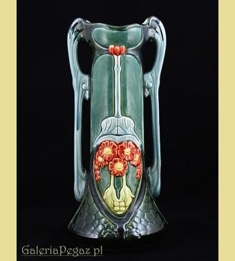 Wazon - kwiatowy puchar