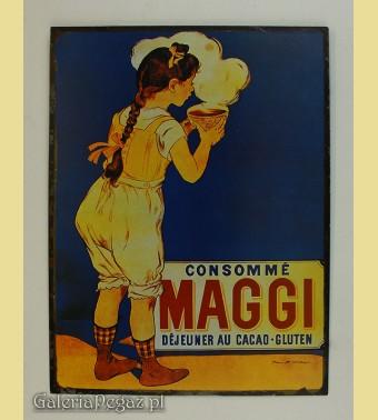 Plakat Magi - przyprawy do zup