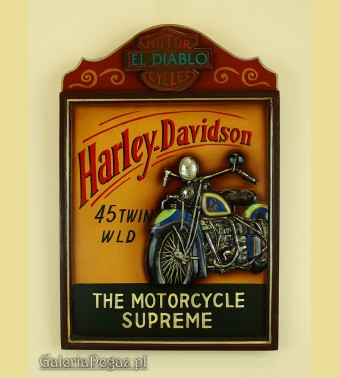 Harley Daidson 45 TWIN