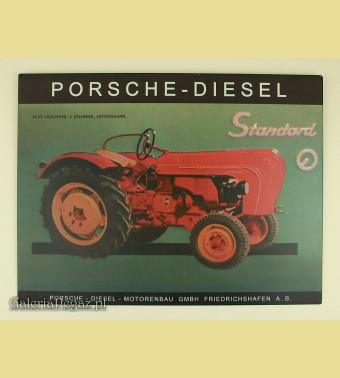 Ciągnik rolniczy Porsche - Diesel