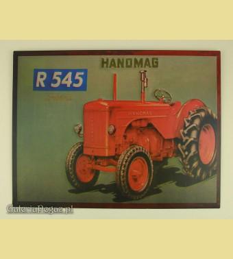 Hanomag R545 Combitrac