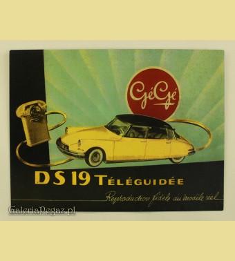 Citroen DS 19 Teleguide