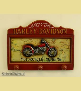 Wieszak Harley Davidson