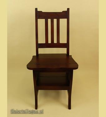 Krzesło - drabinka