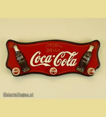 Wieszak Coca Cola