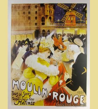 Moulin Rouge - Paryż