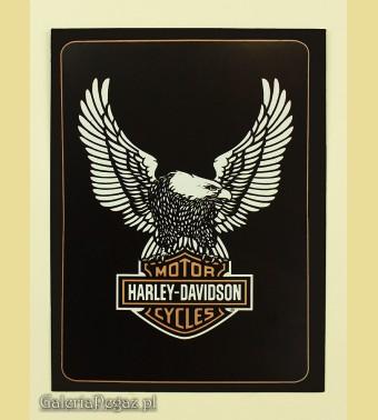 Plakat Harley Davidson