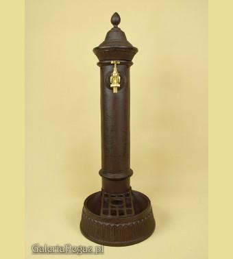 Żeliwny słupak - hydrant