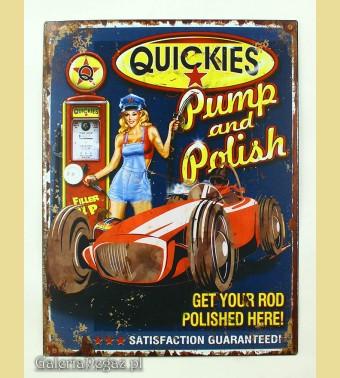 Reklama myjni