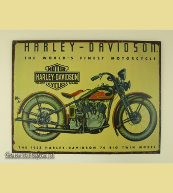 Harley Davidson 74 BIG TWIN