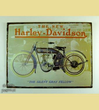 HARLEY DAVIDSON Stary motocykl