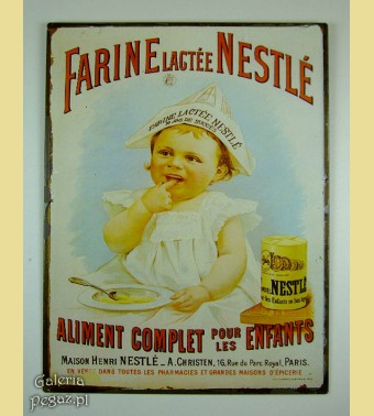 Farine Lactée Nestle