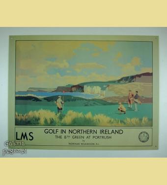 Golf in Northhern Ireland