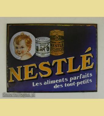 Reklama kaszki Nestle
