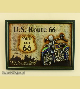 Szyld Route 66